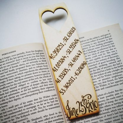 Personalised Wooden Bookmark, Gift for Him Gift from child, Wooden Anniversary Gift, Unique Gift Ideas, Child Birthday Present, Gift for Horse Lover