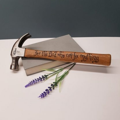 Personalised Hammers, Engraved Hammers, Unique Gift Ideas, Gift for Husband, Wooden Anniversary Gifts, Gifts for Him, Father of the Bride