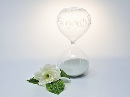 personalised glass sand timer hour glass 15 minutes2