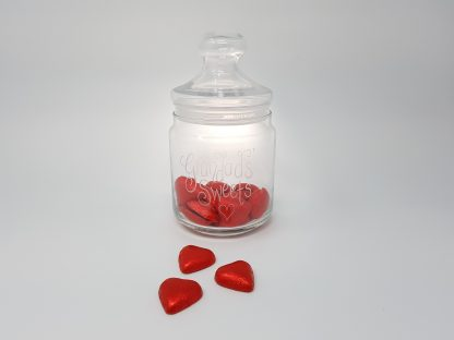 grandads sweets hand engraved glass storage jar1