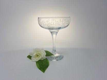 mums cocktail glass personalised coupe1