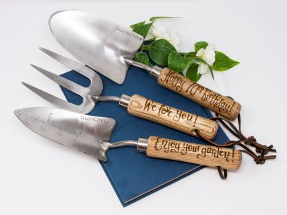 personalised garden tools for 70th birthday gift 43 prop