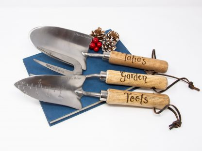 personalised garden tools hand engraved gift xmas 43