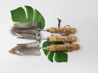 theresas garden tools personalised